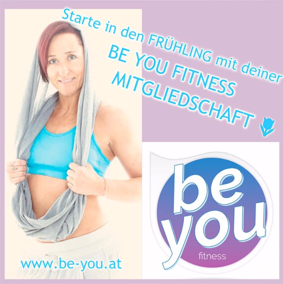 Starte in den Frühling mit der Be-You Fitness Mitgliedschaft