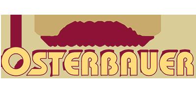 Menüplan Restaurant Osterbauer