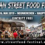 European Street Food Festival - Neunkirchen